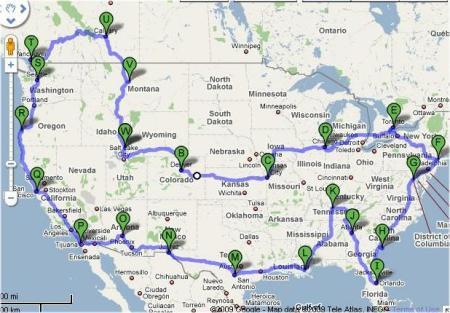 Durrant Fantasy Road Trip